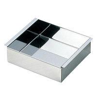 クインローズ 18-0 家庭用 玉子ドーフ器 中 No.409 0481100 霜鳥製作所(取寄品)
