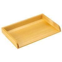 さわら 作り板 関東型 小(360×270) 0512300 江部松商事 (取寄品)