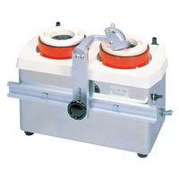 ホーヨー 水流循環式 刃物研磨機 ツインシャープナー MSE-2W 0611000(取寄品)