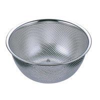 藤井器物製作所 18-8 深型 メッシュボール 18cm 8190500(取寄品)