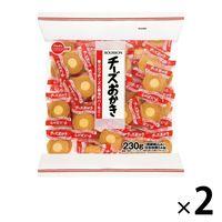 ブルボン チーズおかき 230g×10袋