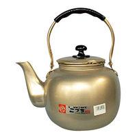 前川金属工業所 アルマイト 湯沸し(福徳瓶)6.0L 0752520 (取寄品)