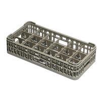 石川樹脂工業 モンブラン洗浄ラック 18仕切ハーフ HK-221-18 2157800(取寄品)