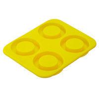 貝印 シリコン ミニロールケーキ型 4個取り DL-5999 3784060 (取寄品)