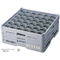 BK フル ステムウェアラック36仕切 S-36-235 4963000 本間冬治工業 (取寄品)