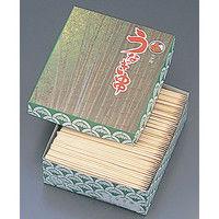 出雲竹材工業所 竹 うなぎ串 1kg 箱入 φ3.0×210 5573500 (取寄品)