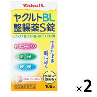 ヤクルトBL整腸薬S錠 108錠 2箱