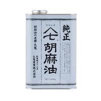 丸鬼 ヤマシチ純正 胡麻油 缶 1600g