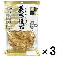 【アウトレット】ジョッキ 美味追求 焼かわはぎ 1セット(40g×3袋)