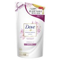 ダヴ(Dove) ボタニカルセレクション つややかストレート シャンプー 詰め替え 350g ユニリーバ