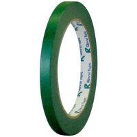 リンレイテープ 和紙バックシーリングテープ 9mm×50m 緑 #194 9x50GR 1箱(20巻入)(直送品)