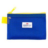 サクラクレパス ハーフネット カードサイズ 小ブルー NK-44-BU 5個