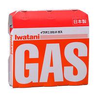 イワタニ(Iwatani) カセットボンベ カセットコンロ用 オレンジ CB-250-OR 1パック(3本入) 岩谷産業