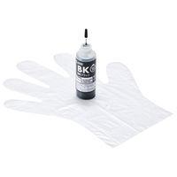 サンワサプライ 詰め替えインク BCI-380/XKI-N10PGBK用 INK-C380B60 1個 (直送品)
