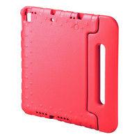 サンワサプライ iPad Pro10.5インチ 衝撃吸収ケース 赤 PDA-IPAD1105R 1個 (直送品)