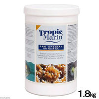 Tropic Marin(トロピックマリン) PRO-SPECIAL MINERAL ミネラル 1.8kg 海水用添加剤 169404 1個 (直送品)