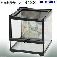 KOTOBUKI(コトブキ) ヒュドラケース 3133 310×304×330mm 爬虫類 小動物 飼育 ガラスケージ 170636 1個 (直送品)