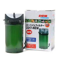 EHEIM(エーハイム) クラシックフィルター 2217-NEW 60Hz 西日本用 メーカー保証期間2年 182873 1個(直送品)