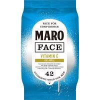 MARO(マーロ)デザインフェイスシート クール マンハッタン ビッグアップルの香り 42枚