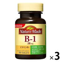 大塚製薬 ネイチャーメイド ビタミンB‐1 ボトル80粒
