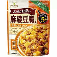 マルコメ マルコメ ダイズラボ 麻婆豆腐の素 甘口 1セット(3個)