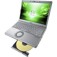 パナソニック Let's note(レッツノート) 12.1型ノートPC Core i7/Office無 CF-SV7UFKVS
