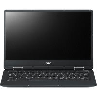 NECパーソナルコンピュータ LAVIE Note Mobile ー NM550/KAB パールブラック PC-NM550KAB 1台