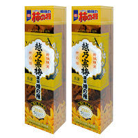 【ご当地柿の種】亀田製菓 新潟限定 亀田の柿の種 80g 越乃寒梅風味 20入 1セット(2個)