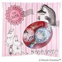 ムーミンバスキャンディー 2粒セット 探検の日