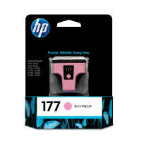HP インクジェットカートリッジ HP177 ライトマゼンタ C8775HJ (直送品)