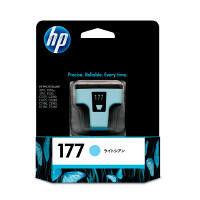 HP インクジェットカートリッジ HP177 ライトシアン C8774HJ (直送品)