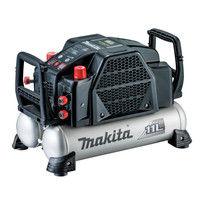 マキタ エアコンプレッサ(黒) 11L 4口 高圧専用 AC462XLHB (直送品)