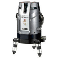 HiKOKI(ハイコーキ) レーザー墨出し器 受光器付 UG25MBY2(J) (旧日立工機) (直送品)