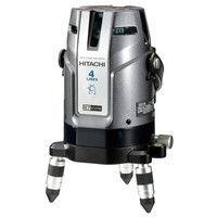 日立工機 レーザー墨出し器 受光器付 UG25MY2(J) (直送品)