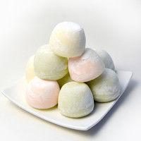 ロッテ 業務用 雪見だいふく3種(白・紅・抹茶)計54個 824620 1セット 【取寄せ冷凍食材】(直送品)