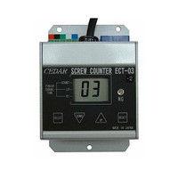杉崎計器(CEDAR) スクリューカウンター ECT-03(100V) 1台 (直送品)