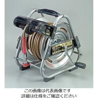 エスコ(esco) 6mmx30m高圧エアホースリール 1個 EA124BX-36(直送品)