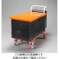 エスコ(esco) 600x1050mm/250kg テーブルリフト(電動式) 1台 EA520XL-1(直送品)