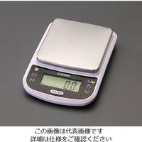 エスコ 5000g(0.1g)コンパクトスケール(防水型) EA715A-23 1台 (直送品)