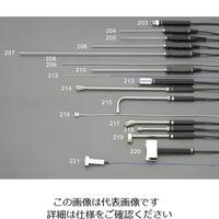 エスコ [EA701SA-10、20用]液体・粘性体測定用センサー EA701SA-208 1個 (直送品)