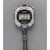 エスコ 1/100秒ストップウォッチ EA798C-68 1個 (直送品)