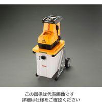 エスコ(esco) AC100V/1450W ガーデンシュレッダー(電動) 1台 EA898S-1(直送品)