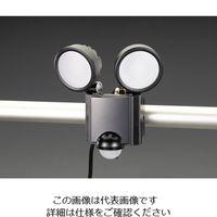 エスコ(esco) AC100V/16.0W LEDセンサーライト 1個 EA864CB-182(直送品)