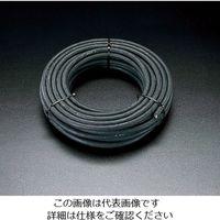 エスコ(esco) 600V/20A/50mゴムキャブタイヤケーブル(3芯) 1巻 EA940AG-50A (直送品)