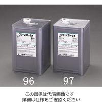 エスコ(esco) 20kg [油性]環境対応型錆止め塗料(グレー) 1個(20000g) EA942ED-96(直送品)