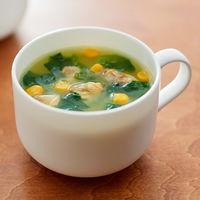 無印良品 食べるスープ あさりとコーンのクラムチャウダー 02513146 良品計画