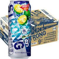 キリンビール 氷結ストロング 爽快シークヮーサー 500ml×24缶