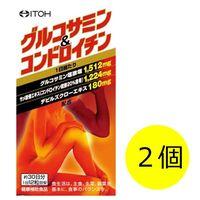 井藤漢方製薬 グルコサミン&コンドロイチン 360粒×2個