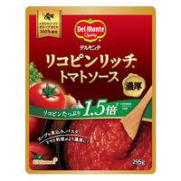キッコーマン 食品 デルモンテ リコピンリッチ トマトソース(295g)