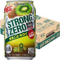 サントリー マイナス196℃ストロングゼロ<まるごとキウイ>350ml × 24缶